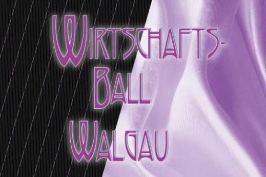 Ball der Wirtschaft im Walgau 2017