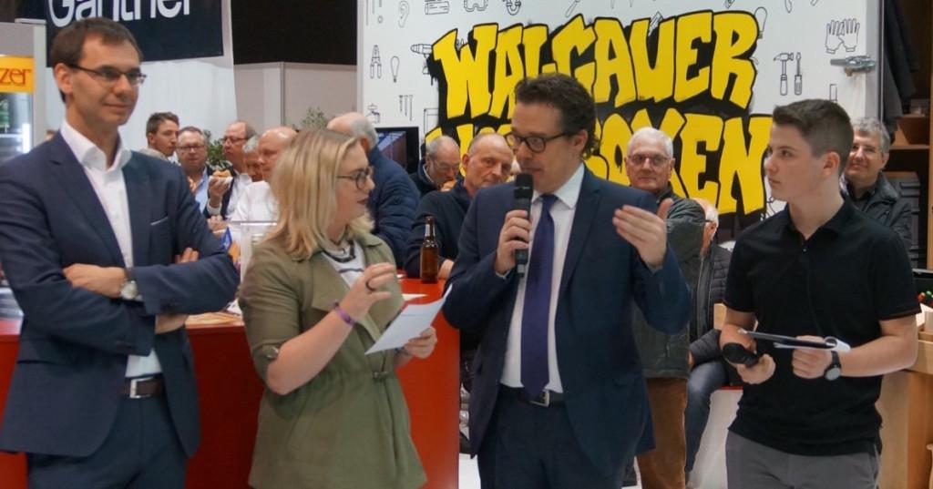 com:bau 2019 – Wirtschaft im Walgau stark wie nie »