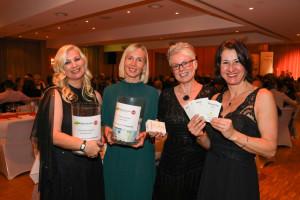 Das Geben für Leben Team um Susanne Marosch