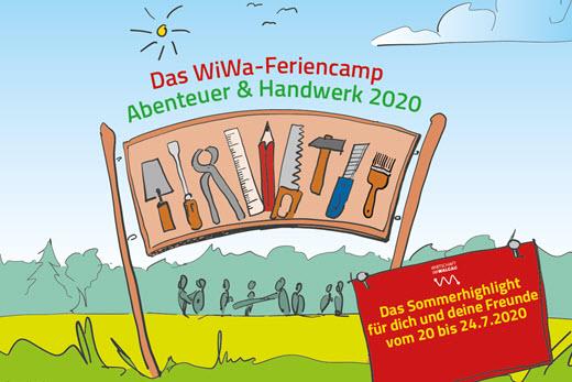 """Feriencampwoche """"Abenteuer & Handwerk"""" 2020"""